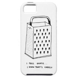 I Feel Grate Tough iPhone 5 Case