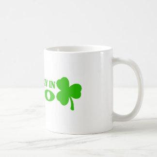 I feel lucky in Ohio Coffee Mugs