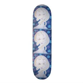 I Feel My Universe-skateboard 21.3 Cm Mini Skateboard Deck