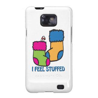 I Feel Stuffed Galaxy SII Cases
