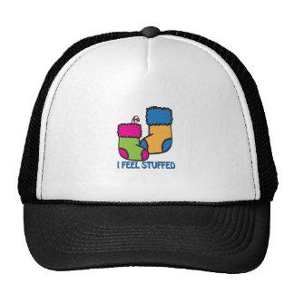 I Feel Stuffed Mesh Hat
