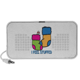 I Feel Stuffed Travel Speaker