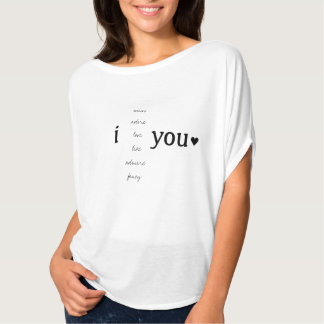 i (feeling) you T-Shirt