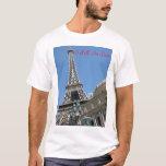 """I Fell In Love"" Eiffel Tower, Las Vegas T-Shirt"
