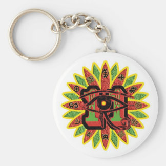 I-fficial Seal of Jah-I-Witness Emcee Key Chain