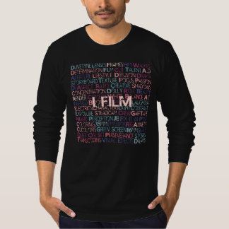 I.FILM - Vintage Colors - American Apparel Sleeve Shirt