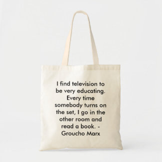 I find television to be very educating.