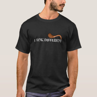 I Fink Different - Dark T - Men's T-Shirt