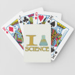 I Flask Science Playing Cards