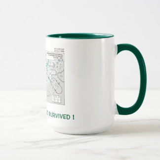 I Flew the IGS ... and Survived ! Mug
