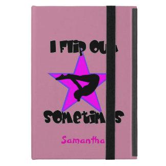 I Flip out gymnast iPad Mini Case