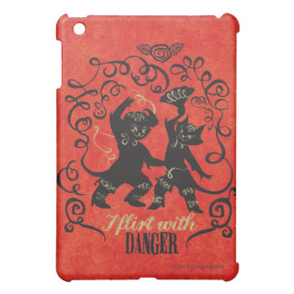 I Flirt With Danger 2 Case For The iPad Mini