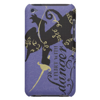 I Flirt With Danger Case-Mate iPod Touch Case