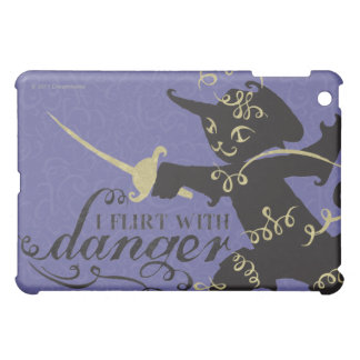 I Flirt With Danger iPad Mini Cover