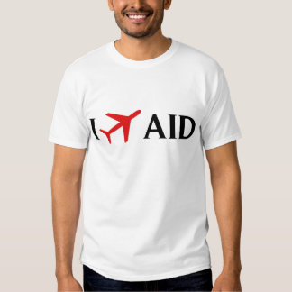 I Fly AID - Anderson Municipal Airport, Anderson, Tshirt