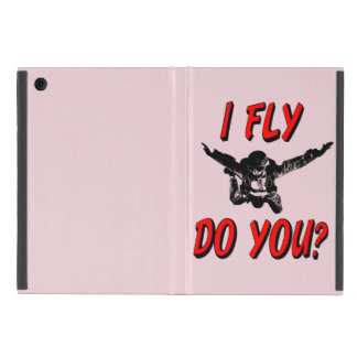 I Fly, Do You? (blk) Case For iPad Mini