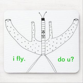 I Fly Do You Mousepad
