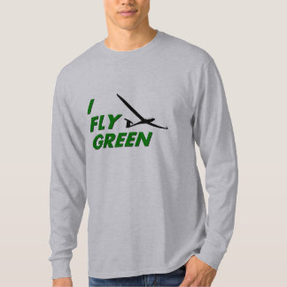 I Fly GREEN T-Shirt