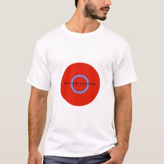 I focus in the diabetes T-Shirt