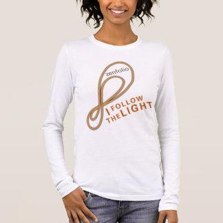 I follow the light long sleeve shirt