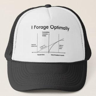 I Forage Optimally Trucker Hat