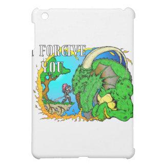 I Forgive Dragon iPad Mini Cover