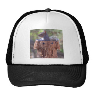 I forgot … Okay … I FORGOT Hats
