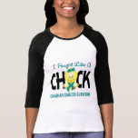 I Fought Like A Chick Ovarian Cancer Survivor