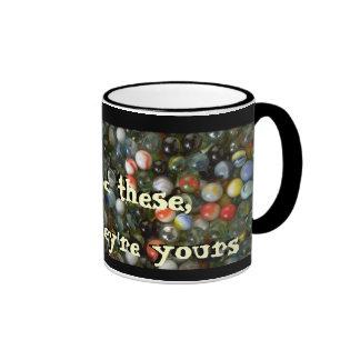 I found these ringer mug