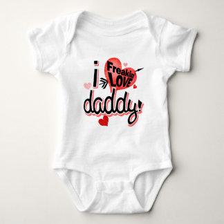 I Freakin Love Daddy! Shirts