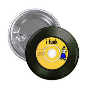 I Funk 3 Cm Round Badge