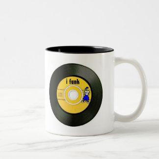 I Funk Two-Tone Coffee Mug