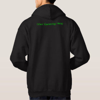 I Game Therefore I AM Your Gamertag Hoodie