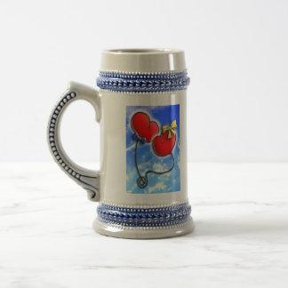 I globe Mug