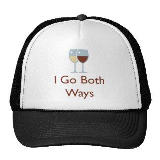 I go both ways cap