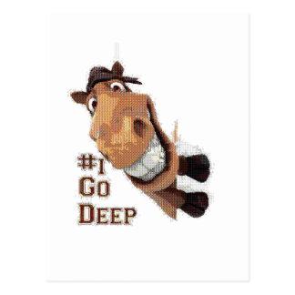 i go deep spot post cards