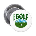 I Golf Button