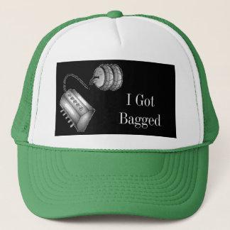 I Got Bagged trucker hat