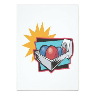 I Got Balls 13 Cm X 18 Cm Invitation Card