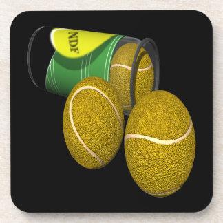 I Got Balls Beverage Coasters