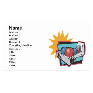 I Got Balls Business Card Templates