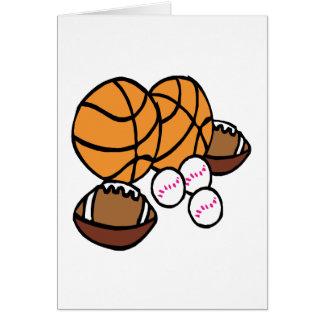 I Got Balls Card