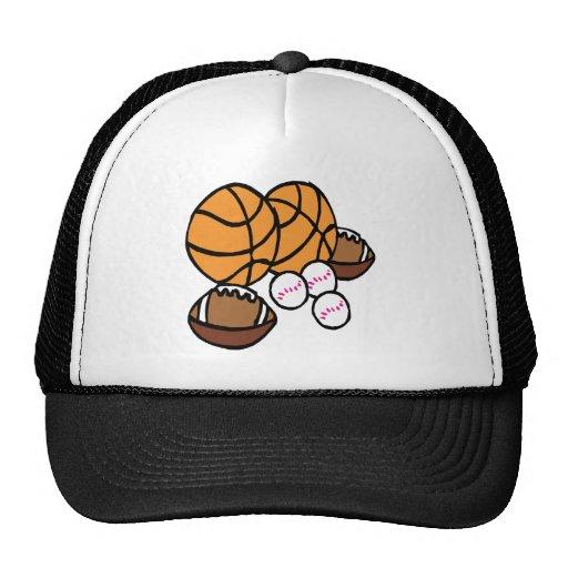 I Got Balls Trucker Hats