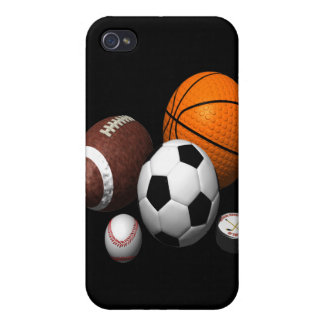 I Got Balls Cover For iPhone 4
