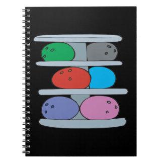 I Got Balls Spiral Notebook