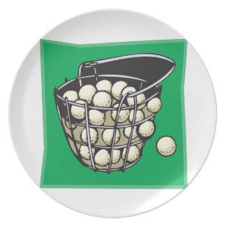 I Got Balls Party Plates