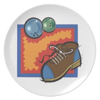 I Got Balls Plate