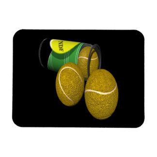 I Got Balls Vinyl Magnets