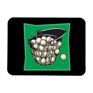 I Got Balls Rectangular Magnets