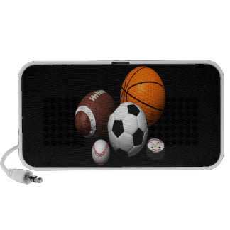 I Got Balls Portable Speakers